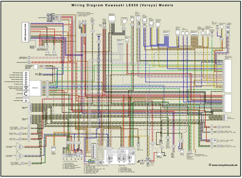 gl1500 cb wiring diagram technisches ko     versya  technisches ko     versya
