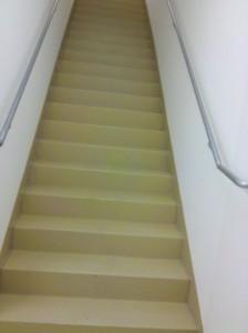 Stufen, viele Stufen, gaaanz viele Stufen..   *muhaaahaa*