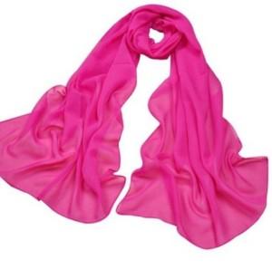 Pink Schal