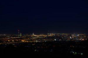 Wien_vom Kahlenberg aus (2)