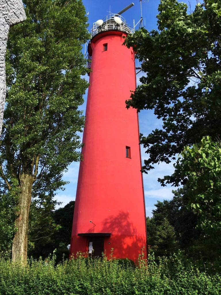 Krynicka Morska Leuchtturm 2