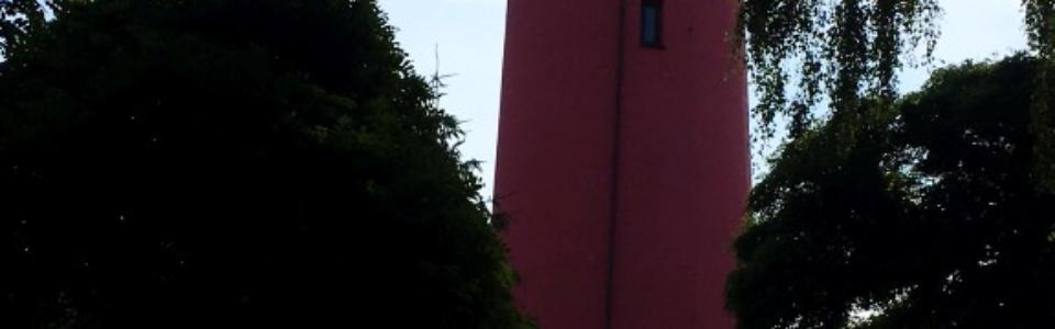 Krynicka Morska Leuchtturm