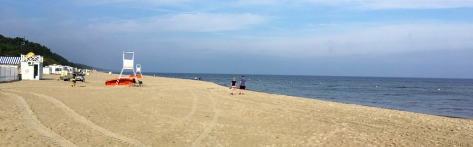 Krynicka Morska Strand