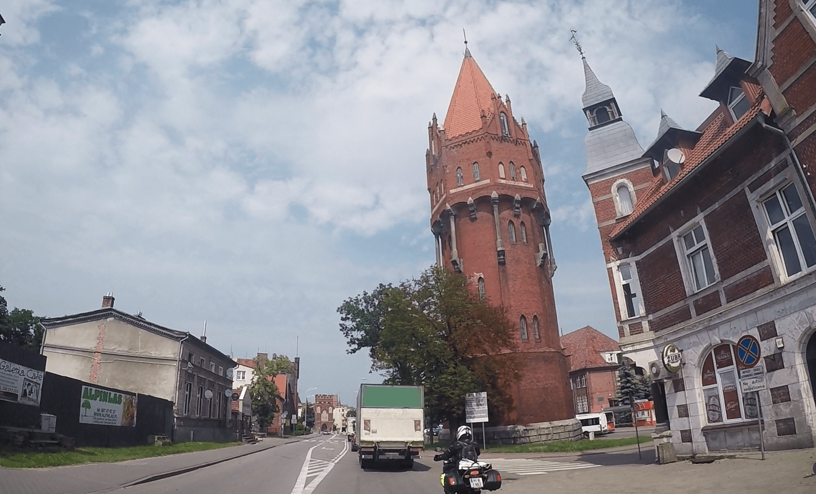 Malbork Water Tower