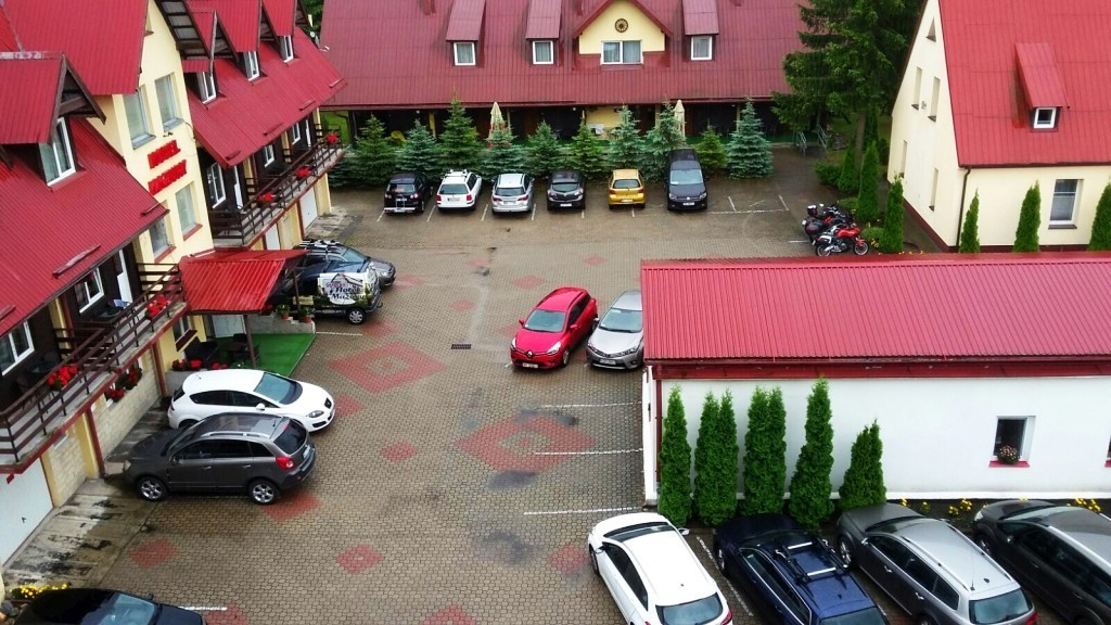 Masuren, Gizycko Hotel Masury 1
