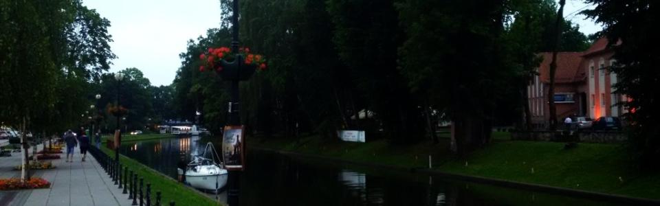 Masuren, Gizycko Kanal 1
