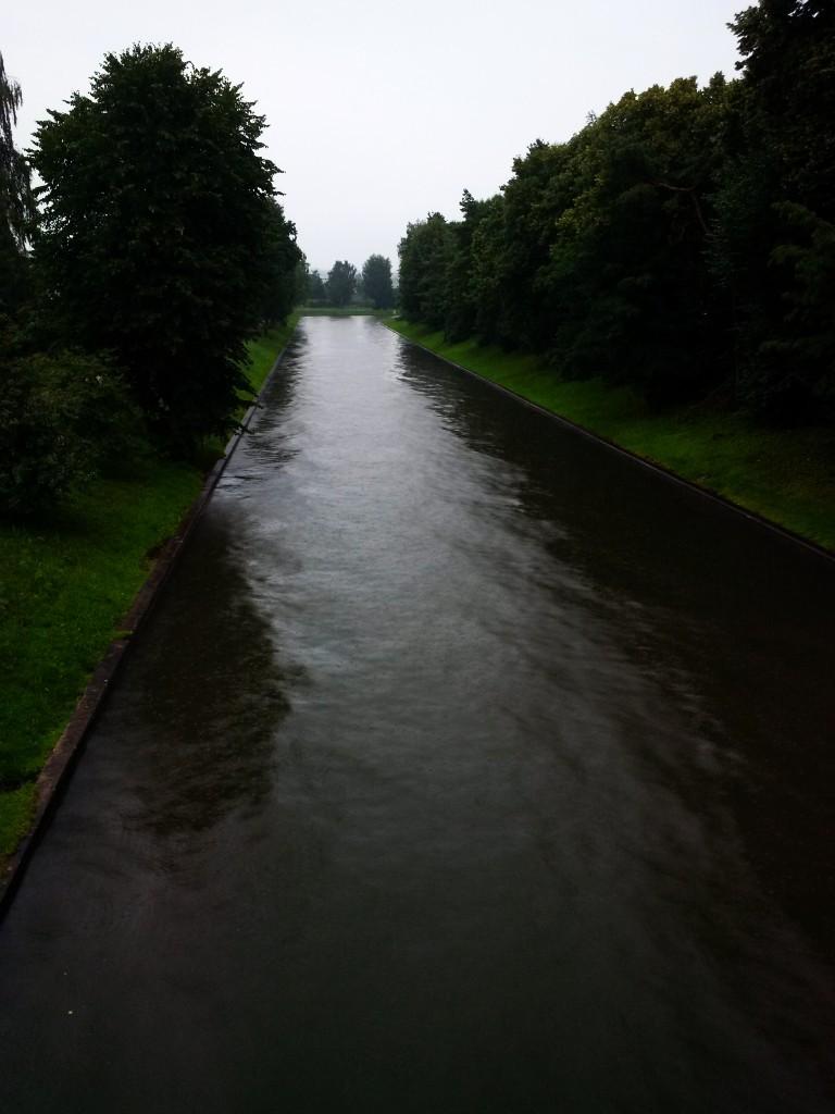 Masuren, Gizycko Kanal