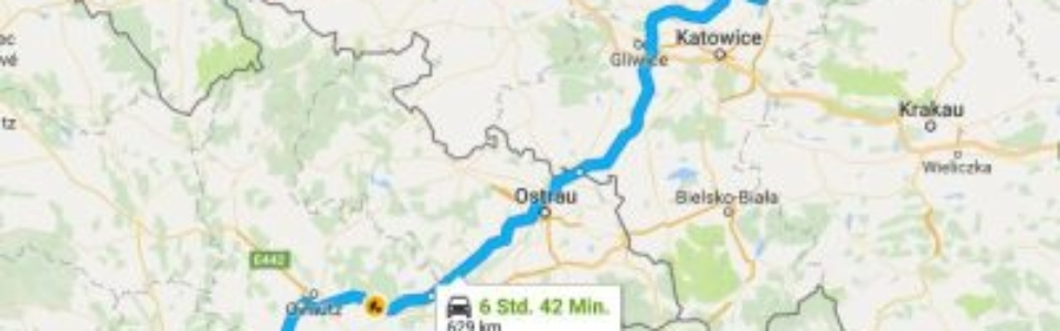 Strecke-Lodz