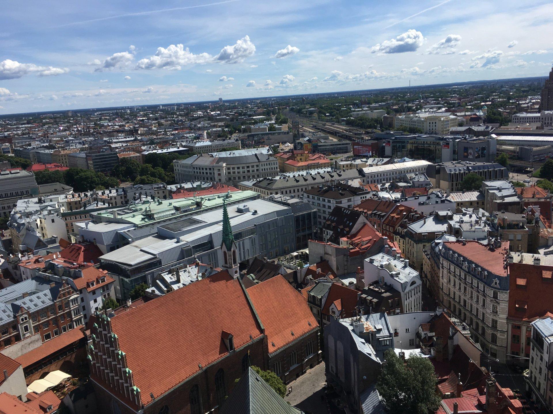 Riga 18 Aussicht