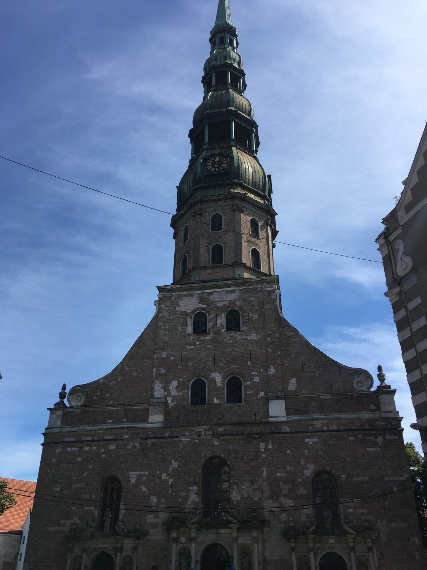 Riga 41 Dom
