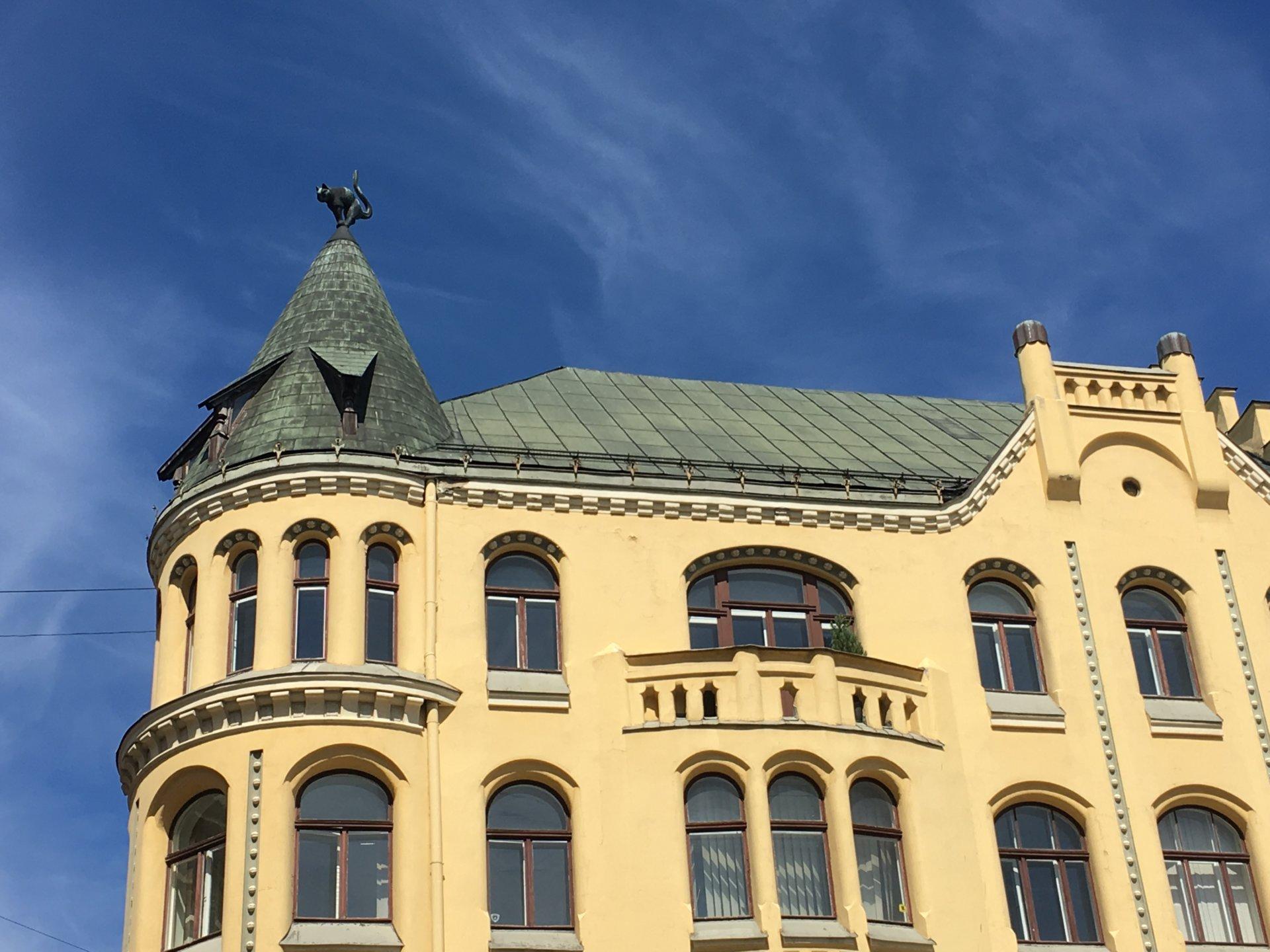 Riga 68 Gebäude