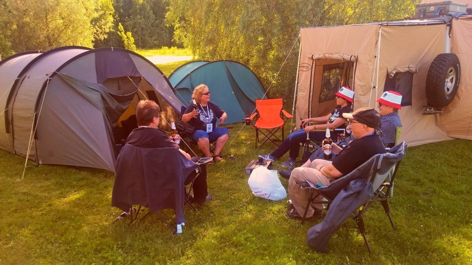 Wima Rally 2017 Austria Camp